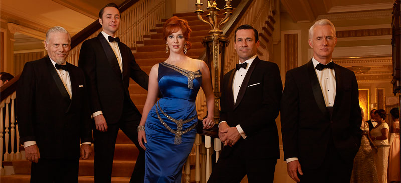 The Mad Men TV tour. Photo by Frank Ockenfels/AMC