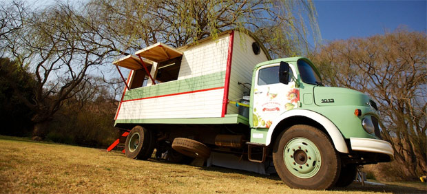 Keep on Truckin' - 11 South African Food Trucks. Photo by downtoearth.travel