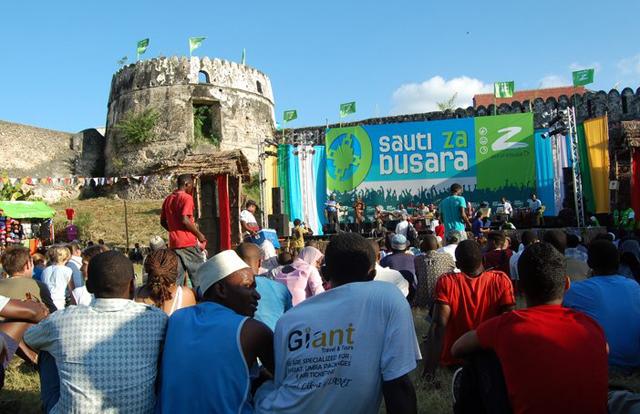 festival in Zanzibar