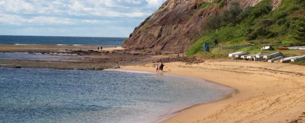 Fishermans Beach Sydney