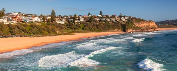 Warriewood Beach Sydney