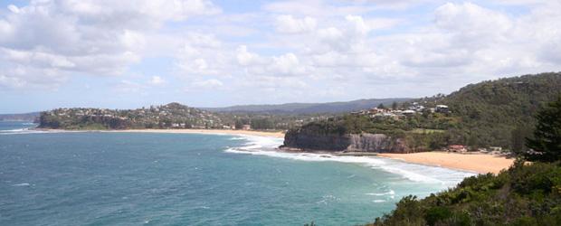 Bilgola Beach Sydney