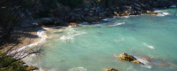 Clovelly Beach Sydney