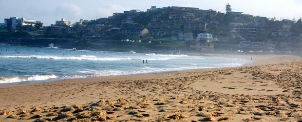 Curl Curl Beach Sydney