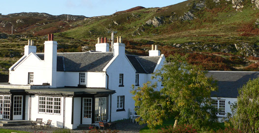 How to Stay on a Castaway Island: The Colonsay Hotel, Argyle, Scotland