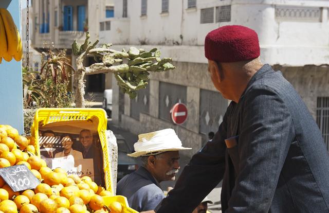 Tunisia food
