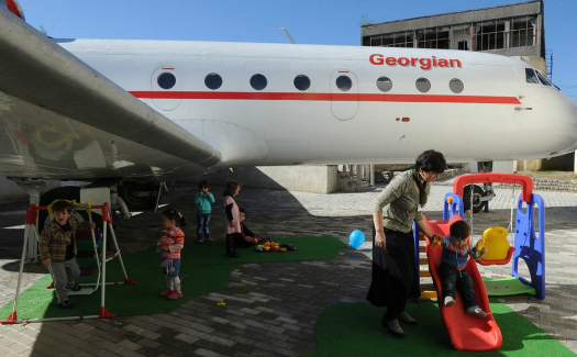 TOP 10 (+1) Inventive Uses of Retired Planes