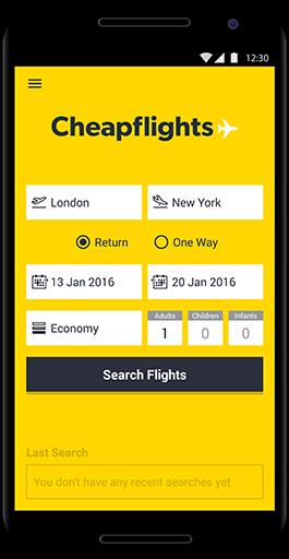 Cheap Flights - The Cheapest Flights & Flight Bookings in SA
